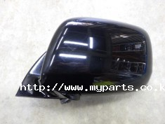 Toyota kluger 2005-2006 side mirrow