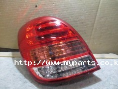 Toyota spacio 2006 tail light