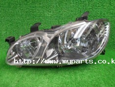 Mitsubishi air trek 2004 headlight