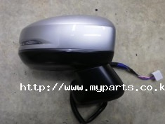 Honda fit 2017 side mirrors with blinker