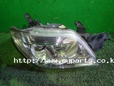 Mitsubishi air trek 2005 right front headlight