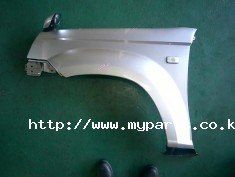 Nissan extrail 2009 wing