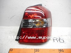 Toyota kluger 2005-2006 tail light