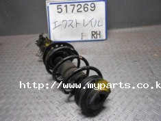 Nissan xtrail 2009 front right  shock