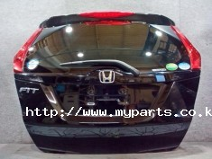 Honda fit 2017 tail gate boot