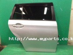 toyota fielder 2013 rear doors
