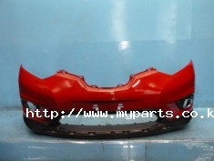 Nissan extrail 2015 front bumper