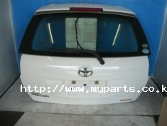 Toyota Fielder tail gate  2008