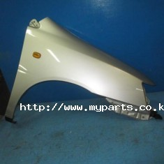 Toyota gaia 2001 right fender panel