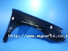 Subaru forester 2005 right  wing