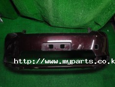 Toyota rumion 2011 front bumper