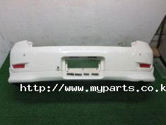 Toyota gaia 2004 rear bumper assembly