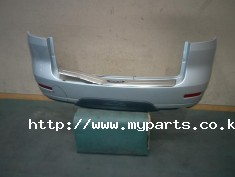 Toyota spacio 2006 rear bumper
