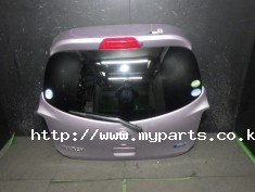 Nissan march 2016 tail gate