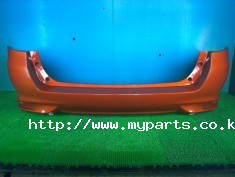 Toyota fielder 2013 rear bumper