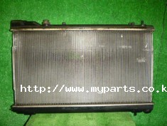 Subaru forester 2005 cooling radiator