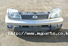 Nissan extrail 2005 nose cut