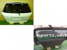 Mitsubishi air 2005 trek tail gate