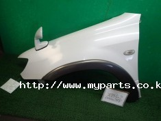 Mitsubishi air trek 2005 wing with mirror