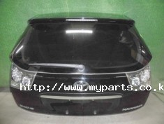 Toyota harrier 2010 tail gate