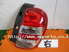 Nissan march 2016 tail light