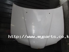 Mitsubishi air trek 2005 bonnet
