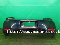 Mitsubishi air trek 2005 rear bumper