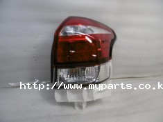 Toyota fielder 2013 tail light