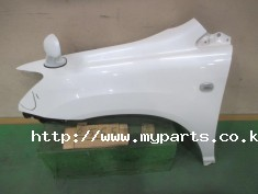 Toyota harrier 2005 wing with mirror