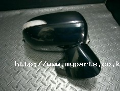 Honda stream 2011 side mirror with indicator